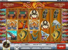 5 Reel Circus SLot Machine