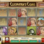 cleopatras coins Rival Slot