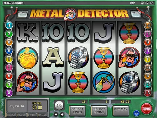 Spiele Metal Detector - Video Slots Online