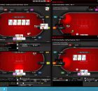 Multi-tabling to Clear Bovada's Poker Bonus
