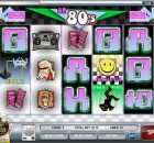 80 slot machine themes