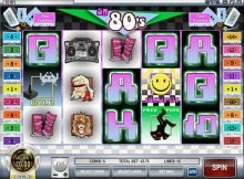 80 slot machine themes