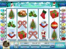 Winter theme slots bovada
